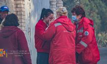 На Украинской в Днепре при пожаре погиб мужчина