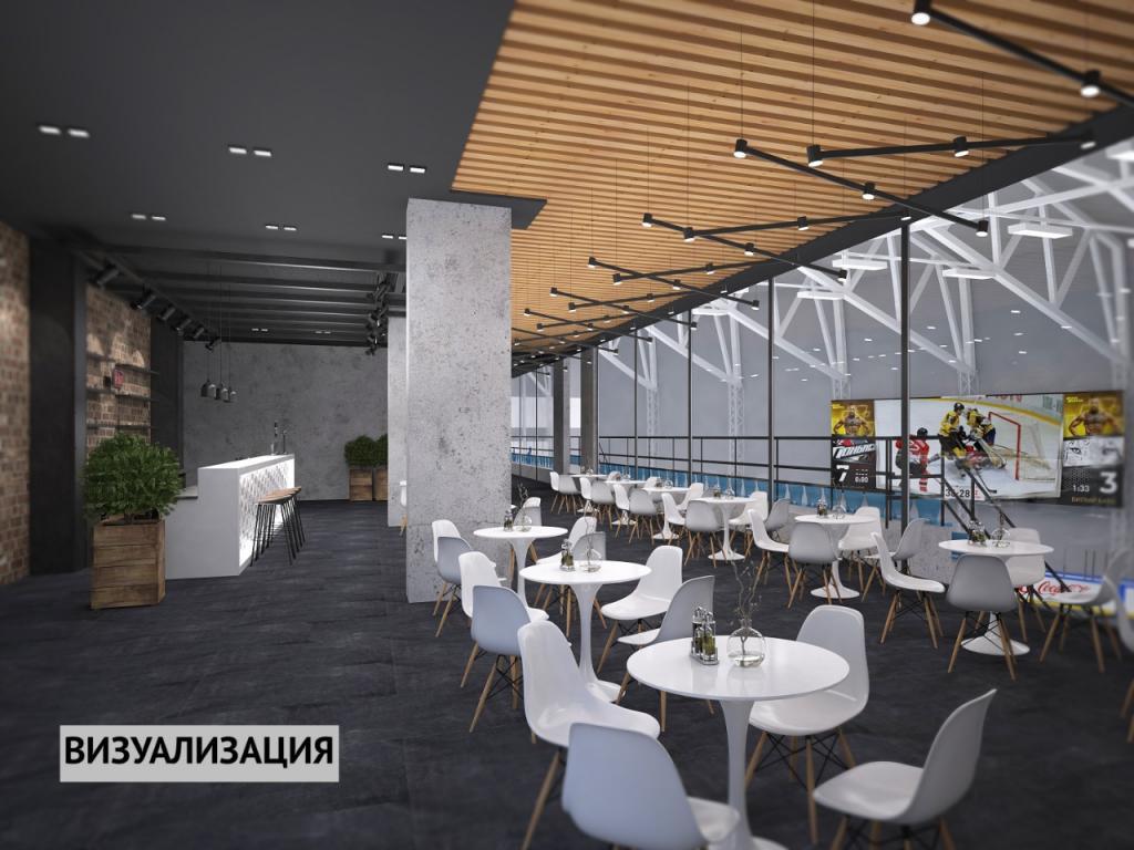 Новости Днепра про Жителям Клочко-6 представили проект реконструкции территории заброшек на жилмассиве