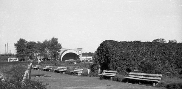 Купольная эстрада: как выглядел парк Глобы в 1930-х (ФОТО)