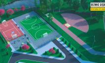 В Томаковке начали реконструировать школьный стадион