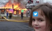 «И настал судный день»: как пользователи отреагировали на массовый сбой соцсетей
