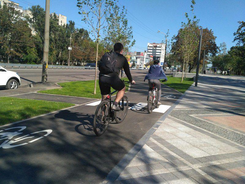Новости Днепра про Поехали: в Днепре для велосипедистов сделают идеальные условия