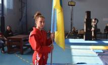 Спортсменка из Днепропетровщины стала чемпионкой мира по самбо