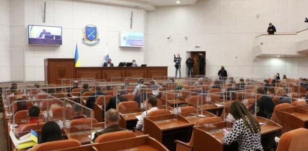 В Днепре на сессии горсовета приняли важное решение по застройке набережной