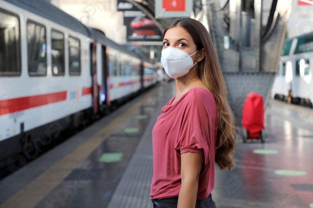 Новости Днепра про В поезд и автобус без прививки не пустят: новые правила перевозок