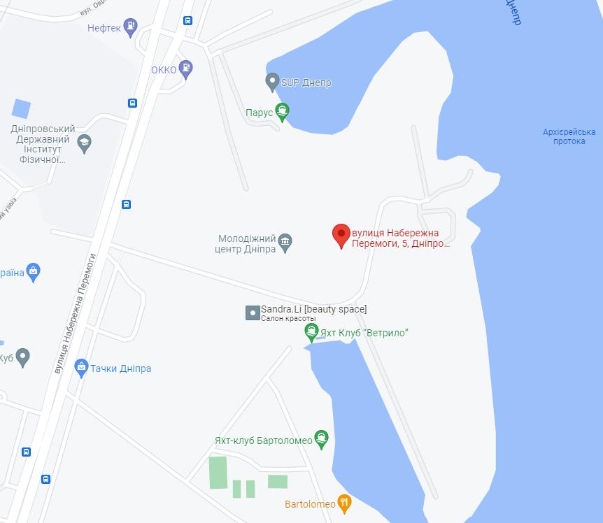 Новости Днепра про В Днепре на Набережной появится 17-этажный дом