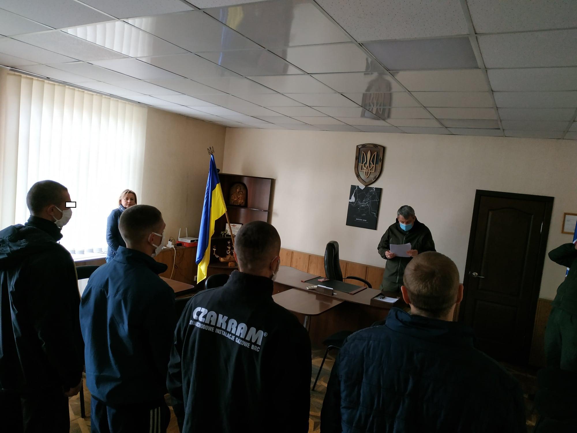 Новости Днепра про Четверых заключенных тюрьмы Кривого Рога помиловал президент